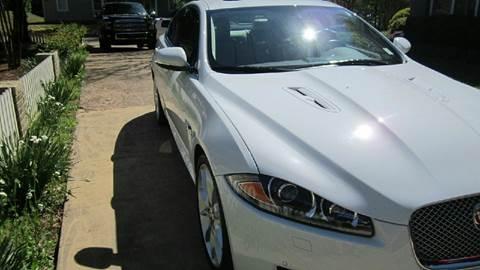 2014 Jaguar XF for sale in Somersville, CT