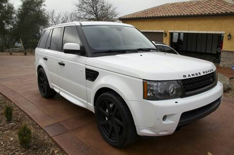 2011 Land Rover Range Rover Sport for sale in Somersville, CT