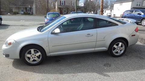 2007 Pontiac G5 for sale in Somersville, CT