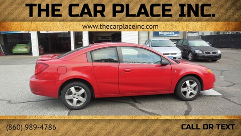 2006 Saturn Ion for sale in Somersville, CT