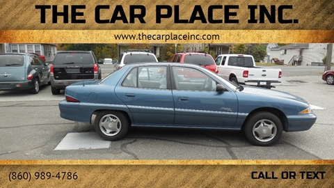 1997 Buick Skylark for sale in Somersville, CT