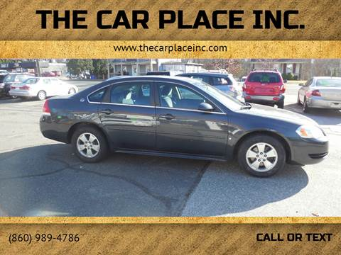 2009 Chevrolet Impala for sale in Somersville, CT