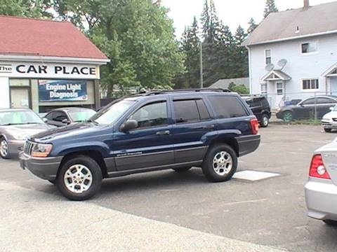 2001 Jeep Grand Cherokee for sale in Somersville, CT