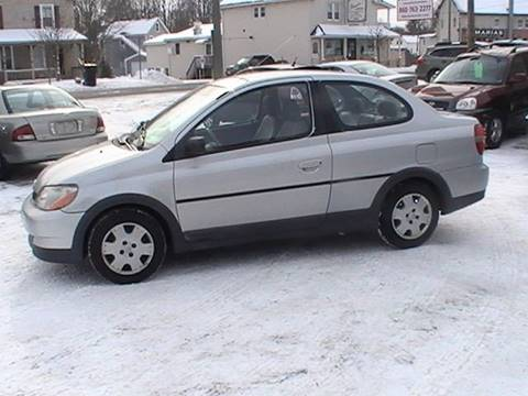 2002 Toyota ECHO for sale in Somersville, CT