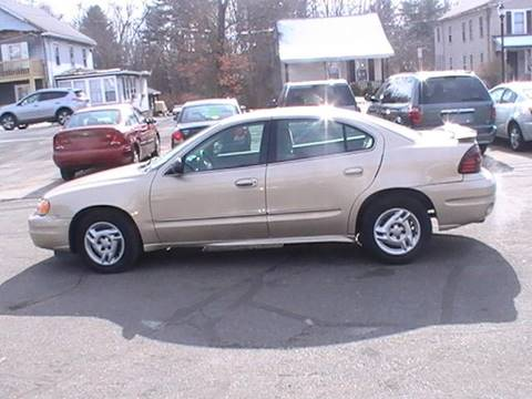 2005 Pontiac Grand Am for sale in Somersville, CT