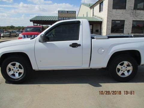 2009 Chevrolet Colorado for sale in Bonham, TX