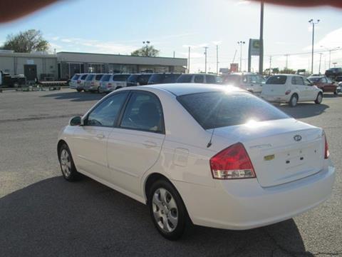 2009 Kia Spectra for sale in Bonham, TX