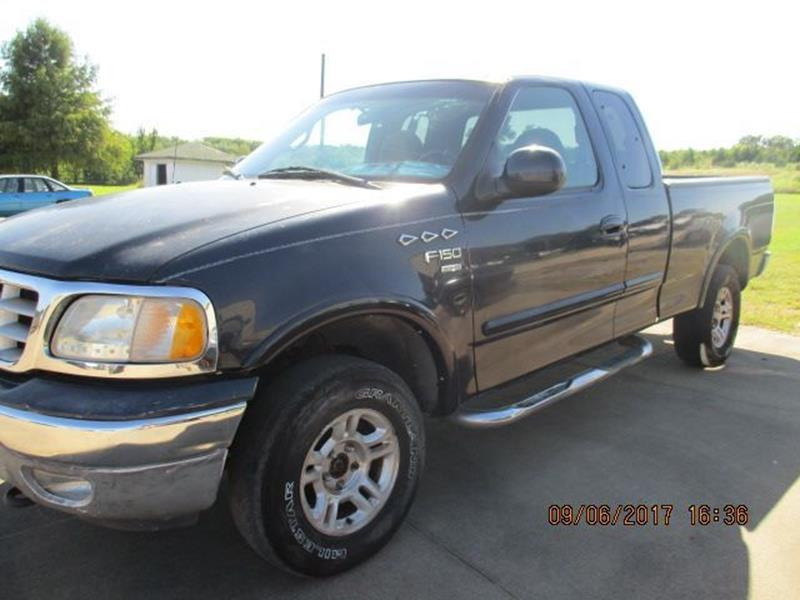 1999 Ford F 150 Xlt Supercab Short Bed 4wd In Bonham Tx Drivers