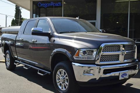2017 RAM Ram Pickup 2500 for sale in Eugene, OR