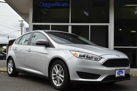 2016 Ford Focus for sale in Eugene, OR