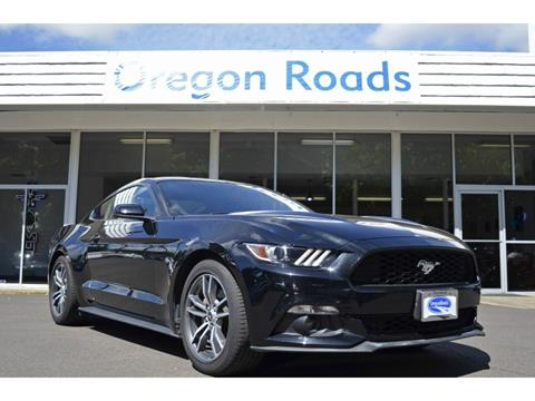 2017 Ford Mustang for sale in Eugene, OR