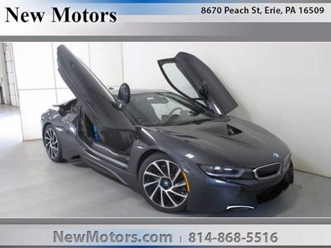 2017 BMW i8 for sale in Erie, PA