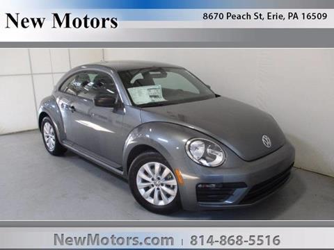 Volkswagen Beetle For Sale In Pennsylvania