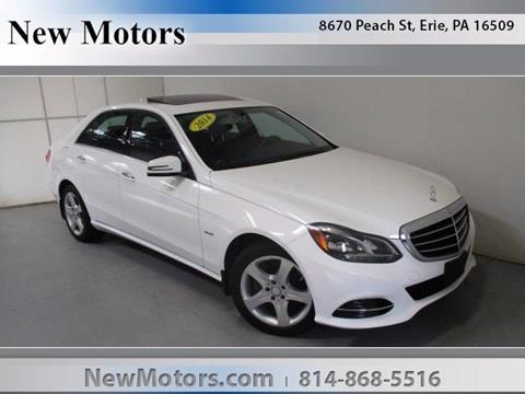 Mercedes Benz For Sale In Erie Pa