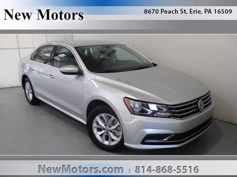 New Motors Subaru Erie Pa >> Volkswagen For Sale in Erie, PA - Carsforsale.com