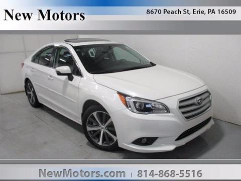 2017 Subaru Legacy For Sale Erie Pa