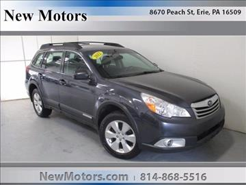 2012 Subaru Outback for sale in Erie, PA