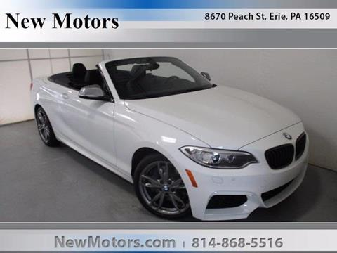 2017 BMW 2 Series for sale in Erie, PA