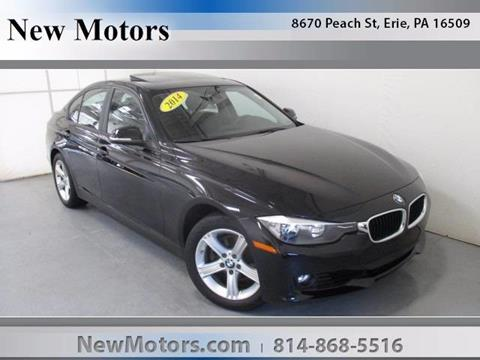 2014 BMW 3 Series for sale in Erie, PA