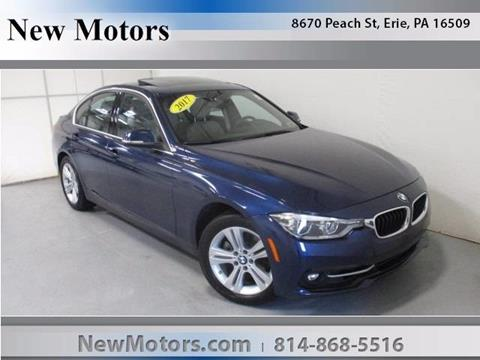 2017 BMW 3 Series for sale in Erie, PA