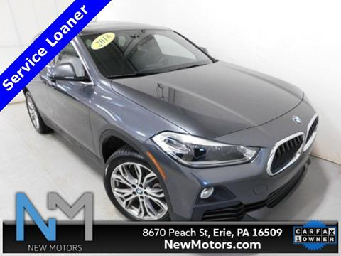 New Motors Erie Pa >> 2018 Bmw X2 For Sale In Erie Pa