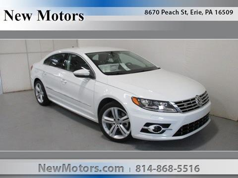 2016 Volkswagen CC for sale in Erie, PA