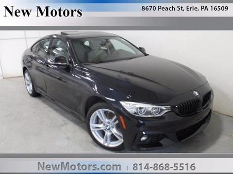 2017 BMW 4 Series for sale in Erie, PA