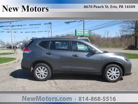 2016 Nissan Rogue for sale in Erie, PA