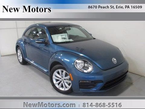 2017 Volkswagen Beetle for sale in Erie, PA