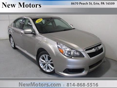 2014 Subaru Legacy for sale in Erie, PA