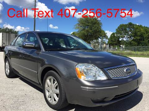 2006 Ford Five Hundred for sale in Orlando, FL