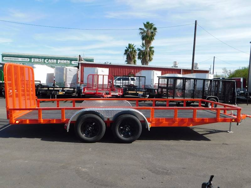 Mid Valley Trailers - Used Trailers For Sale - La Feria TX Dealer