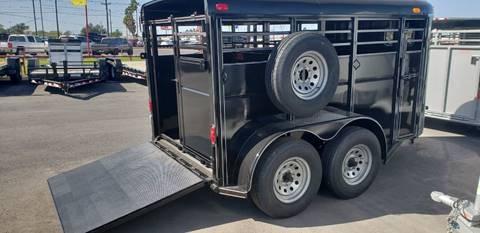 2020 Calico 6X12 MINI LIVESTOCK for sale in La Feria, TX