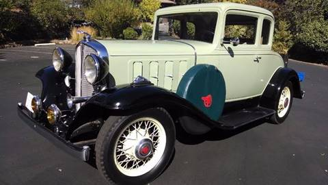 1932 Pontiac Chieftain for sale in Auburn, CA