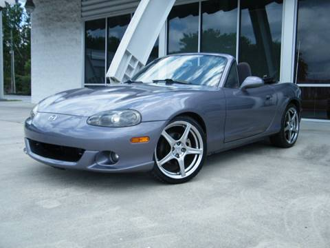 2004 Mazda MAZDASPEED MX-5 for sale in Savannah, GA