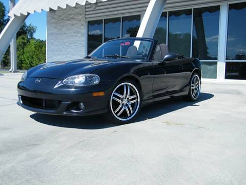 2005 Mazda MAZDASPEED MX-5 for sale in Savannah, GA