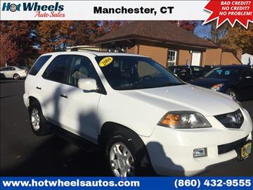 2004 Acura MDX for sale in Manchester, CT