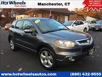 2008 Acura RDX for sale in Manchester, CT