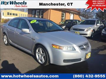 2005 Acura TL for sale in Manchester, CT