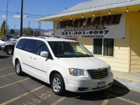 2010 Chrysler Town and Country Touring for sale at Fast Lane Motors in Medford OR