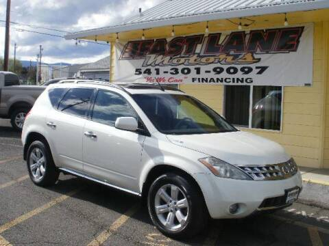 2006 Nissan Murano S for sale at Fast Lane Motors in Medford OR