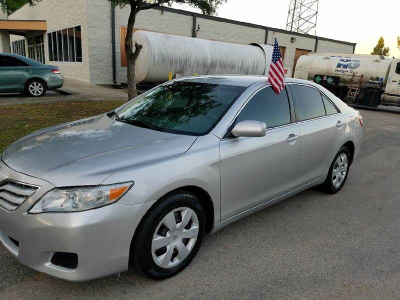 2011 Toyota Camry LE 4dr Sedan 6A - Tallahassee FL