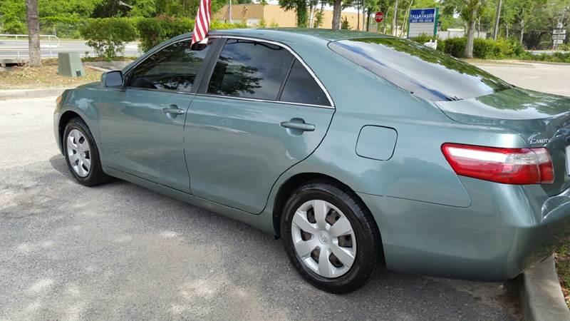 2008 Toyota Camry LE 4dr Sedan 5A - Tallahassee FL
