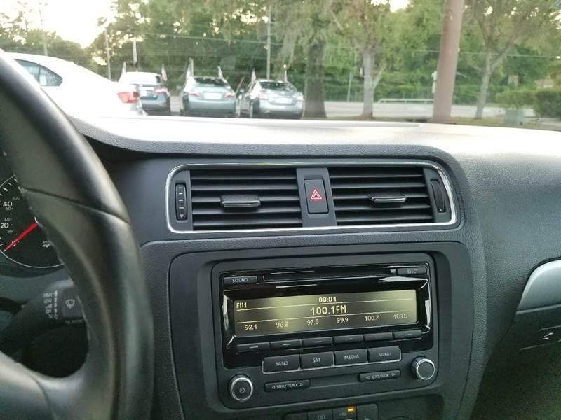2014 Volkswagen Jetta SE PZEV 4dr Sedan 6A w/Connectivity - Tallahassee FL