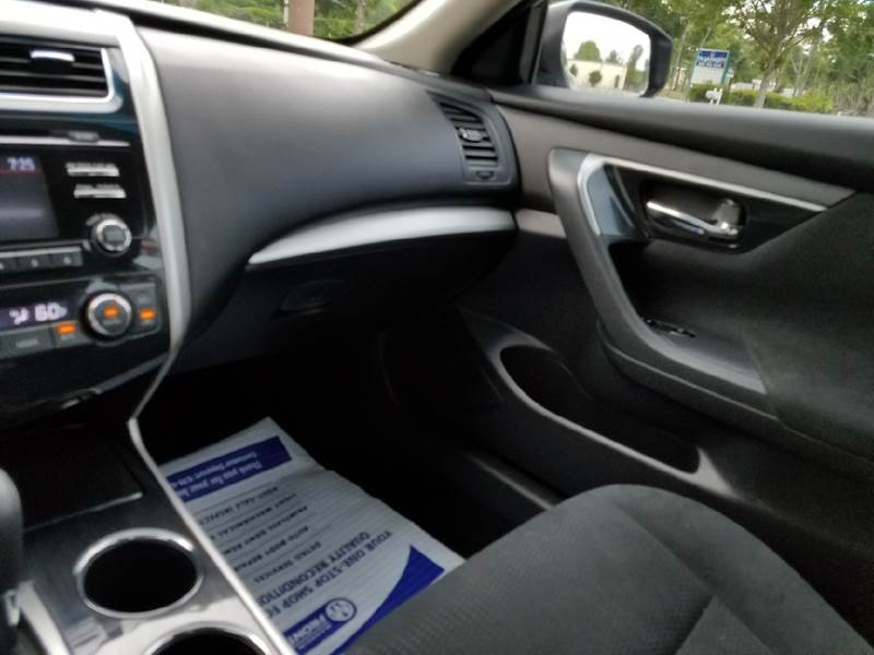 2014 Nissan Altima 2.5 SV 4dr Sedan - Tallahassee FL