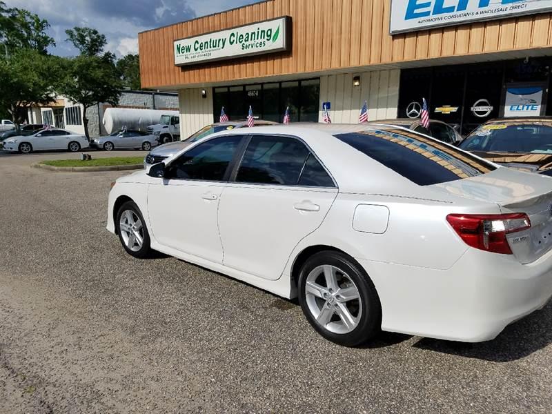 2014 Toyota Camry SE Sport 4dr Sedan - Tallahassee FL