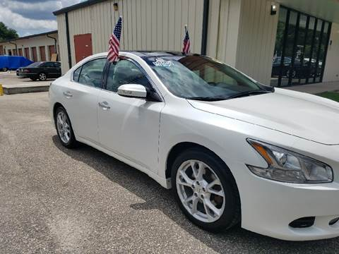 2014 Nissan Maxima for sale in Tallahassee, FL