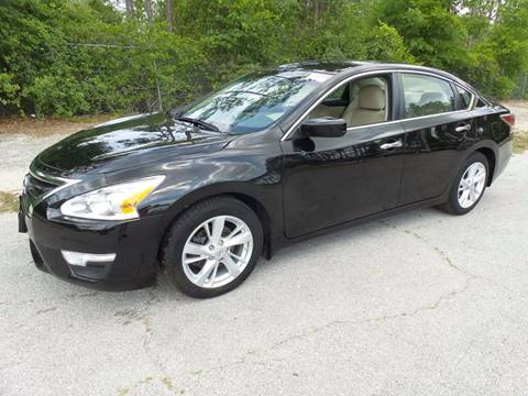 2014 Nissan Altima for sale in Tallahassee, FL