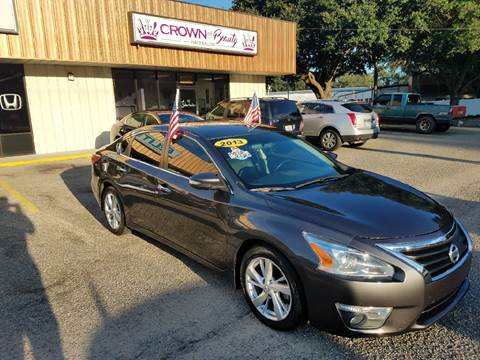 2013 Nissan Altima for sale in Tallahassee, FL