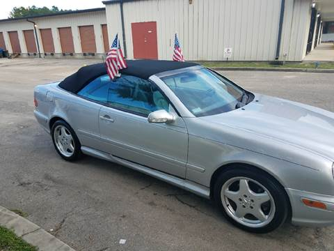 2001 Mercedes-Benz CLK for sale in Tallahassee, FL